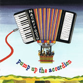 cover image for Nackytoosh Ceilidh Band - Pump Up The Accordion