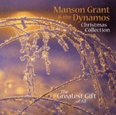 cover image for Manson Grant and The Dynamos - The Greatest Gift Of All