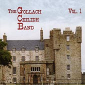 cover image for The Gollach Ceilidh Band - vol 1