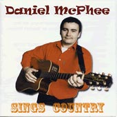 cover image for Daniel McPhee - Sings Country