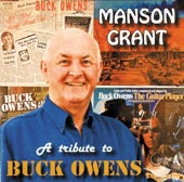 cover image for Manson Grant - A Tribute To Buck Owens