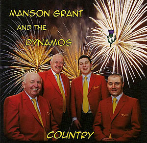 cover image for Manson Grant And The Dynamos - Country