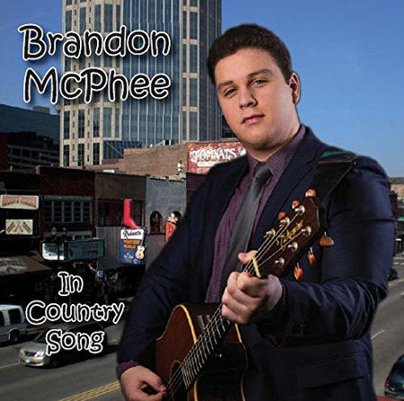 cover image for Brandon McPhee - In Country Song