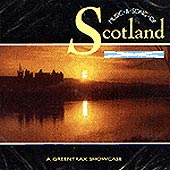 cover image for Music and Song of Scotland - A Greentrax Showcase