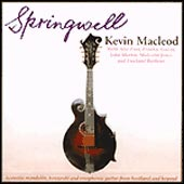 cover image for Kevin Macleod - Springwell