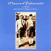 cover image for Brown and Nicol - Masters of Piobaireachd vol 2