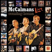 cover image for The McCalmans - Coming Home (Live)