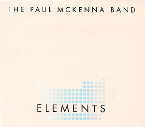 cover image for The Paul McKenna Band - Elements