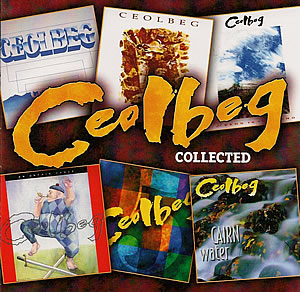 cover image for Ceolbeg - Collected