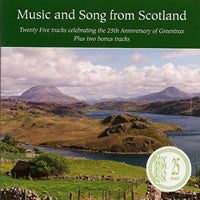 cover image for Music And Song From Scotland - Greentrax 25th Anniversary Collection