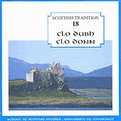 cover image for Scottish Tradition Series Vol 18 - Clo Dubh, Clo Donn