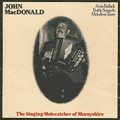 cover image for John MacDonald - The Singing Molecatcher of Morayshire