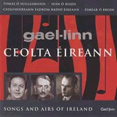 cover image for Sean O Riada and Tomas O Suilleabhain - Ceolta Eireann (Songs And Airs Of Ireland)