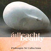 cover image for Padraigin Ni Uallachain - Ailleacht (Beauty)
