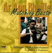 cover image for Antoin Mac Gabhann - Matching Beats