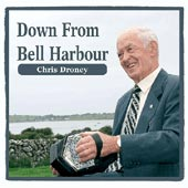 cover image for Chris Droney - Down From Bell Harbour
