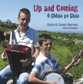 cover image for Oisin and Conal Hernon - Up And Coming