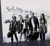 cover image for Solas - The Turning Tide