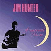 cover image for Jim Hunter - Fingernail Moon
