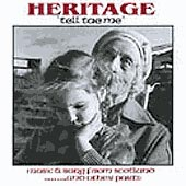 cover image for Heritage - Tell Tae Me