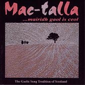 cover image for Mac-Talla - Mairidh Gaol Is Ceol