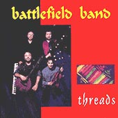 cover image for Battlefield Band - Threads