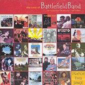cover image for The Best of Battlefield Band / Temple Records (A 25 Year Legacy)