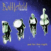 cover image for Battlefield Band - Out For The Night