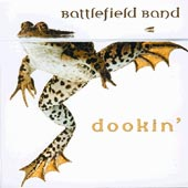cover image for Battlefield Band - Dookin'