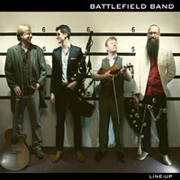 cover image for Battlefield Band - Line-Up
