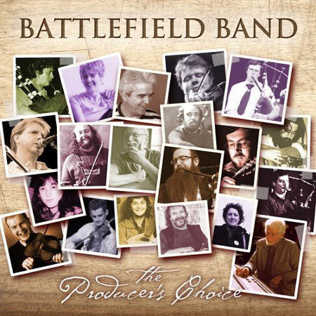 cover image for Battlefield Band - The Producer's Choice