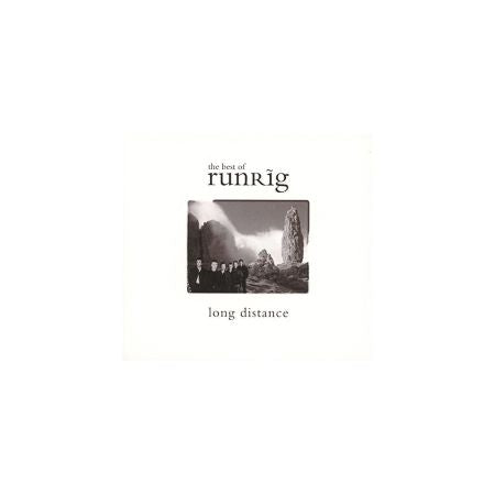 cover image for Runrig - The Best Of Runrig - Long Distance