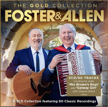 cover image for Foster and Allen -The Gold Collection