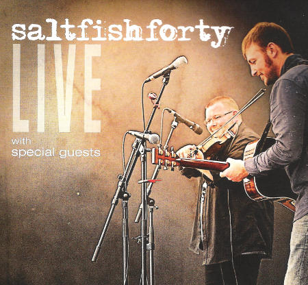 cover image for Saltfishforty - Live with Special Guests