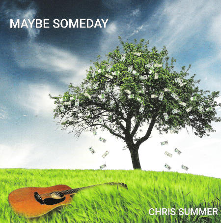 cover image for Chris Summer - Maybe Someday