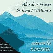 cover image for Alasdair Fraser and Tony McManus - Return To Kintail
