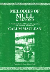 cover image for Calum MacLean - Melodies Of Mull And Beyond