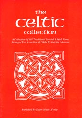 cover image for Deirdre Adamson - The Celtic Collection vol 1