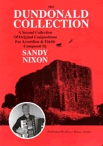 cover image for Sandy Nixon - The Dundonald Collection