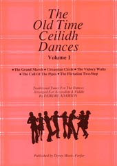 cover image for Old Time Ceilidh Dances vol 1