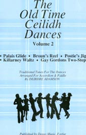 cover image for Old Time Ceilidh Dances vol 2