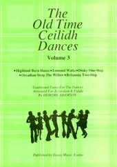 cover image for Old Time Ceilidh Dances vol 3