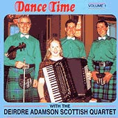 cover image for Deirdre Adamson - Dance Time vol 1