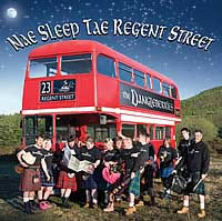 cover image for The Dangleberries - Nae Sleep Tae Regent Street