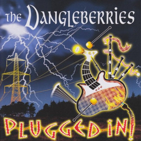 cover image for The Dangleberries - Plugged In