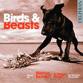 cover image for Mr McFall's Chamber - Birds And Beasts (Music by Martyn Bennett and Fraser Fifield)