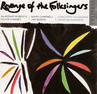 cover image for Concerto Caledonia - Revenge Of The Folksingers