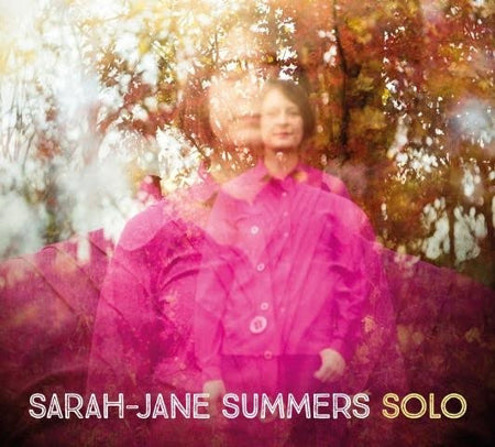 cover image for Sarah Jane Summers - Solo