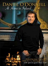 cover image for Daniel O'Donnell - At Home In Ireland