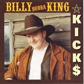 cover image for Billy Bubba King - Kicks